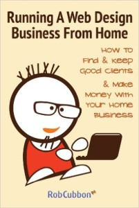 Web Business from home Rob Cubbon